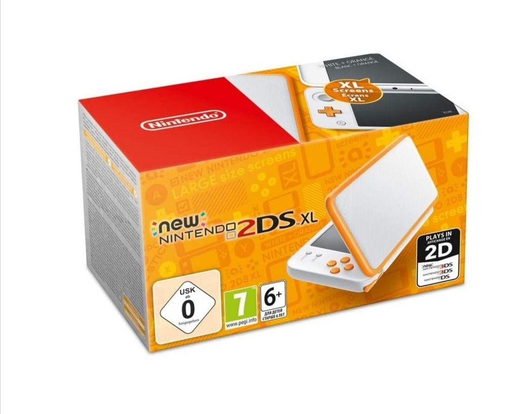 Amazon / Tevi / Mediamarkt / Euronics Nintendo New 2DS Xl