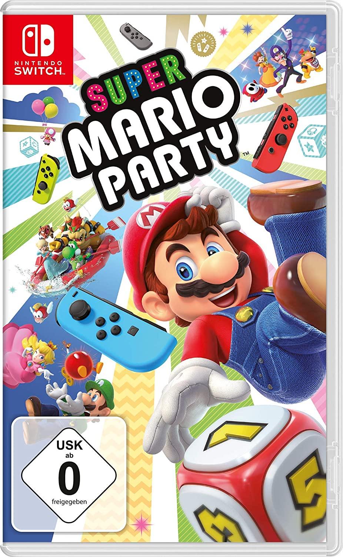Super Mario Party (Switch) für 46,99€ (Amazon)