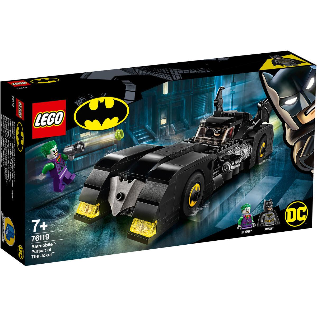 LEGO 76119 Batmobile™ @galeria