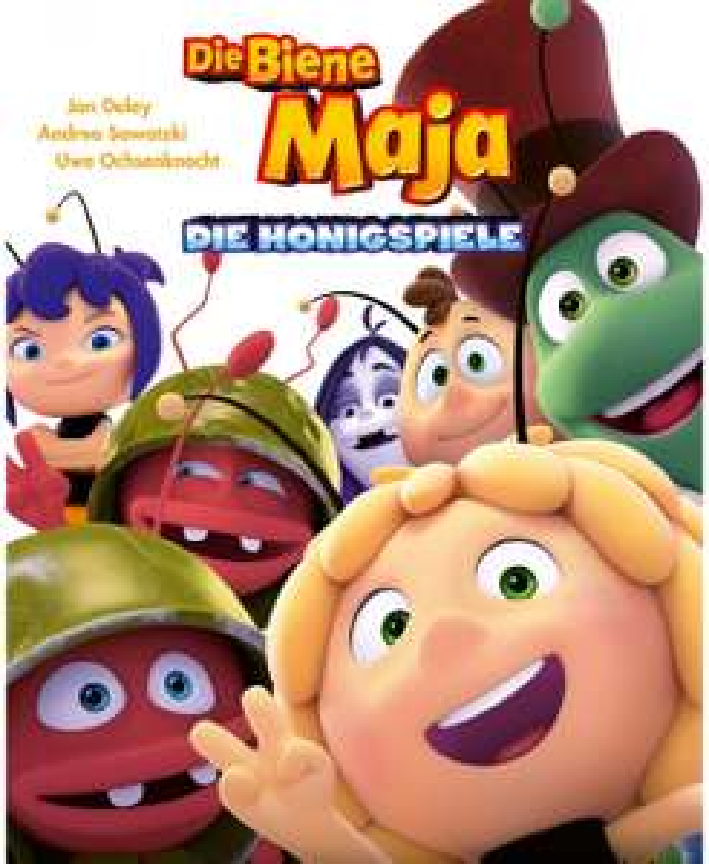 Die Biene Maja - der Kinofilm II (HD) kostenlos im Stream und zum Download