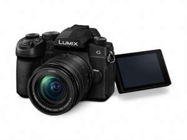Panasonic Lumix DC-G91 MFT Systemkamera inkl. 12-60F3,5-5,6 Objektiv