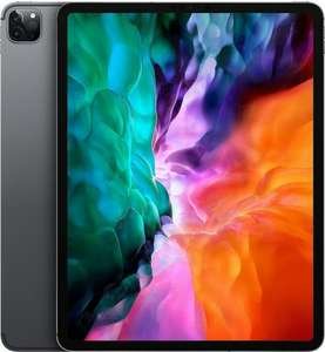 "[Bitte stornieren Sie die Bestellung] Apple iPad Pro Tablet (2020) - 12.9"", 128GB, WiFi + 4G, Space Gray (Universal.at)"