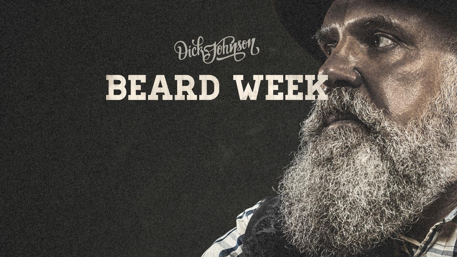 25% + 15% auf alle Bartprodukte bei Dick Johnson (inkl. SNAKE OIL - Bartöl)