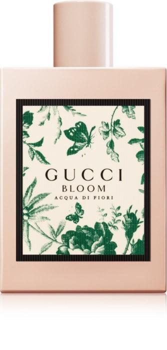 Gucci Bloom Acqua di Fiori Eau de Toilette für Damen im 100ml Flakon( Eau de Parfum für 54,00)