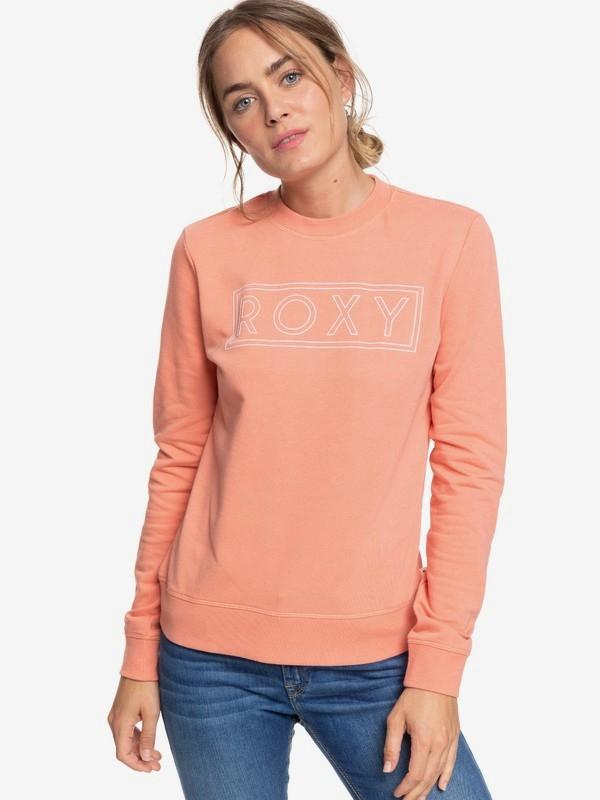Privilege Days bei Quiksilver, Roxy & DC Shoes auf die neue Kollektion, z.B. Roxy Sweatshirt 'Eternally Yours'
