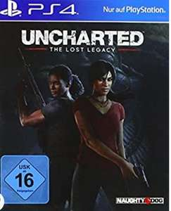 PS4 Uncharted: The Lost Legacy bei expert