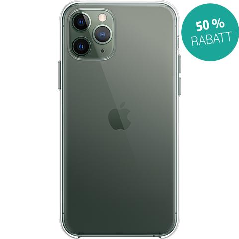 [Sammeldeal] Original Apple iPhone Cases (Silikon, Transparent, Leder, Leder Folio) für iPhone 11 / Pro / Max, iPhone 8 / Plus, XR, XS, etc.