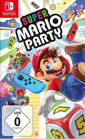 Super Mario Party Nintendo Switch für 42,48€ inkl. Versand (Expert)