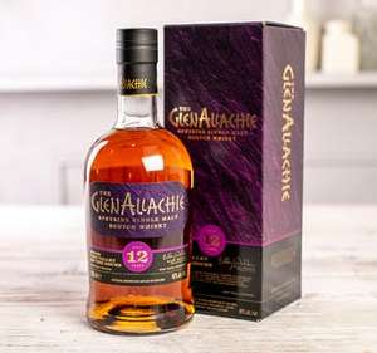 Whisky Glenallachie 12 Jahre