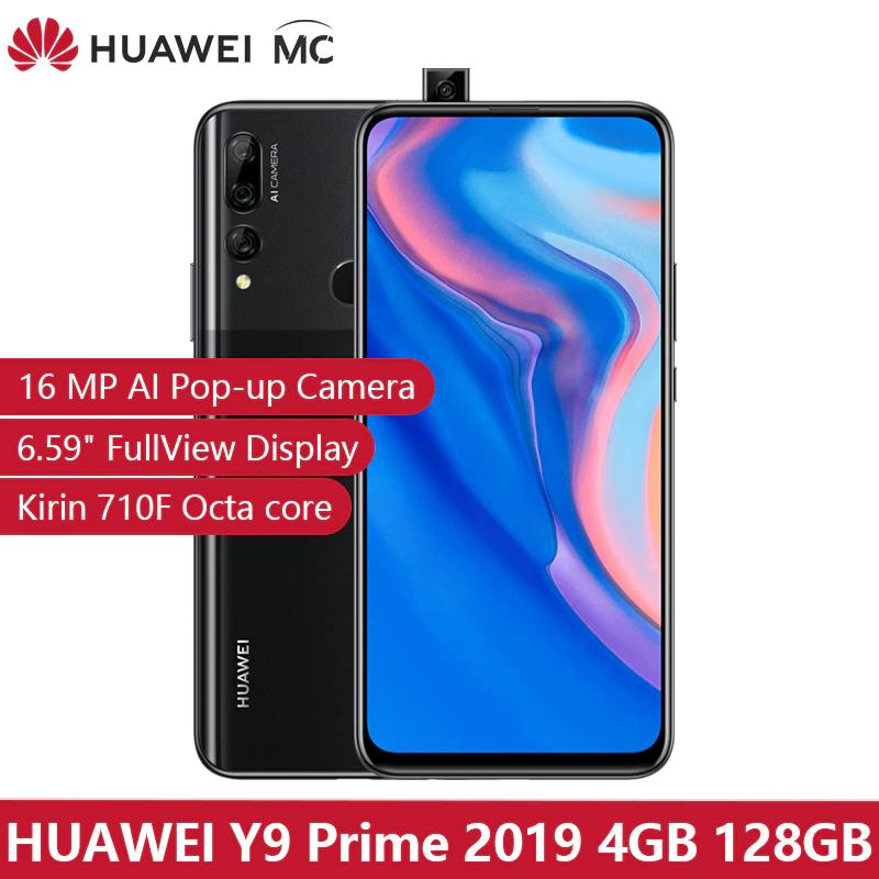 Huawei Y9 Prime 2019 | Huawei Band 4 | HUAWEI P30 Lite 4GB 128GB