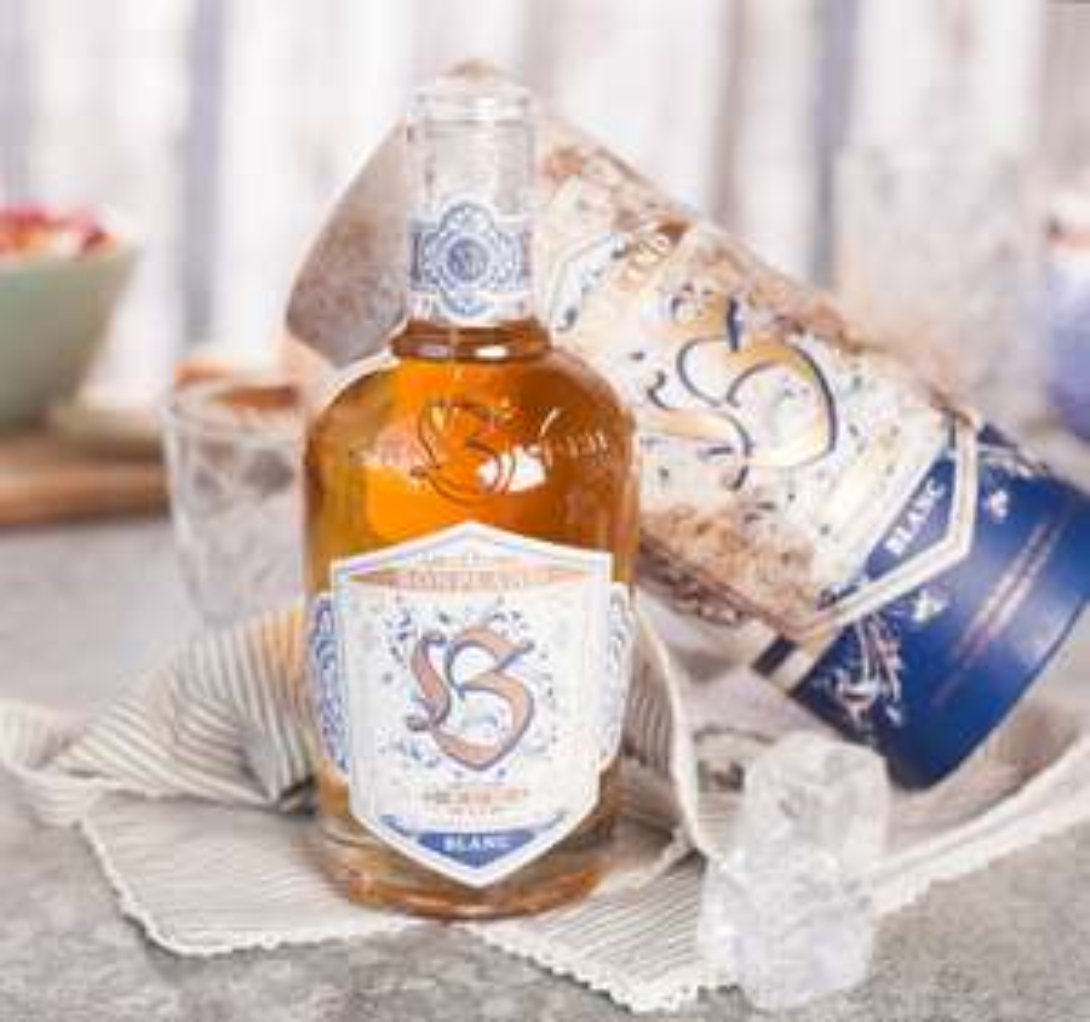 Bonpland Rum Blanc VSOP 0,5l 40%