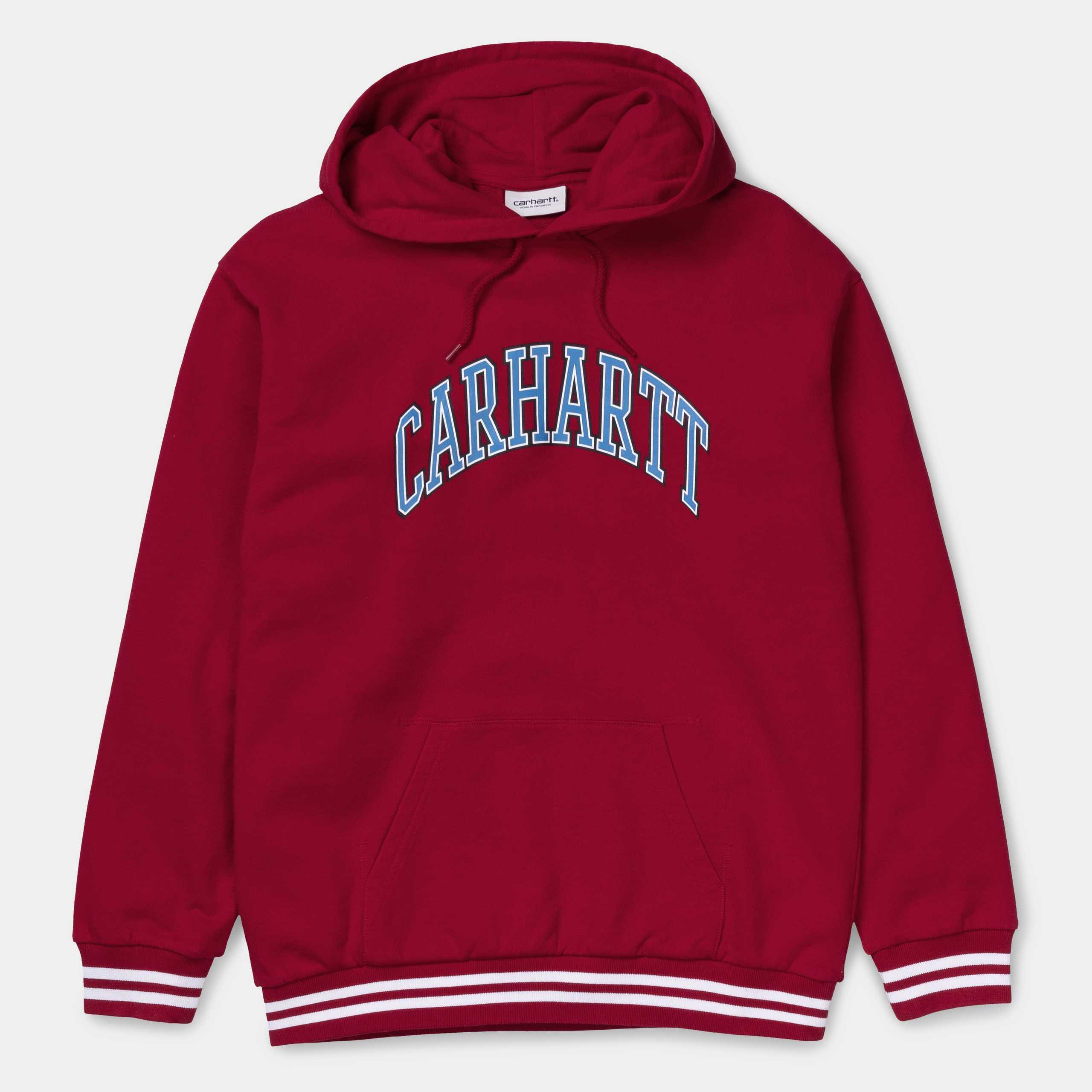 48h lang 20% extra Rabatt auf den kompletten Carhartt-Sale, z.B. W' Hooded Knowledge Sweatshirt