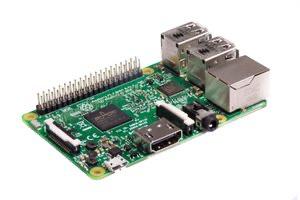 Raspberry Pi 3 Model B - [bit-electronix.eu]
