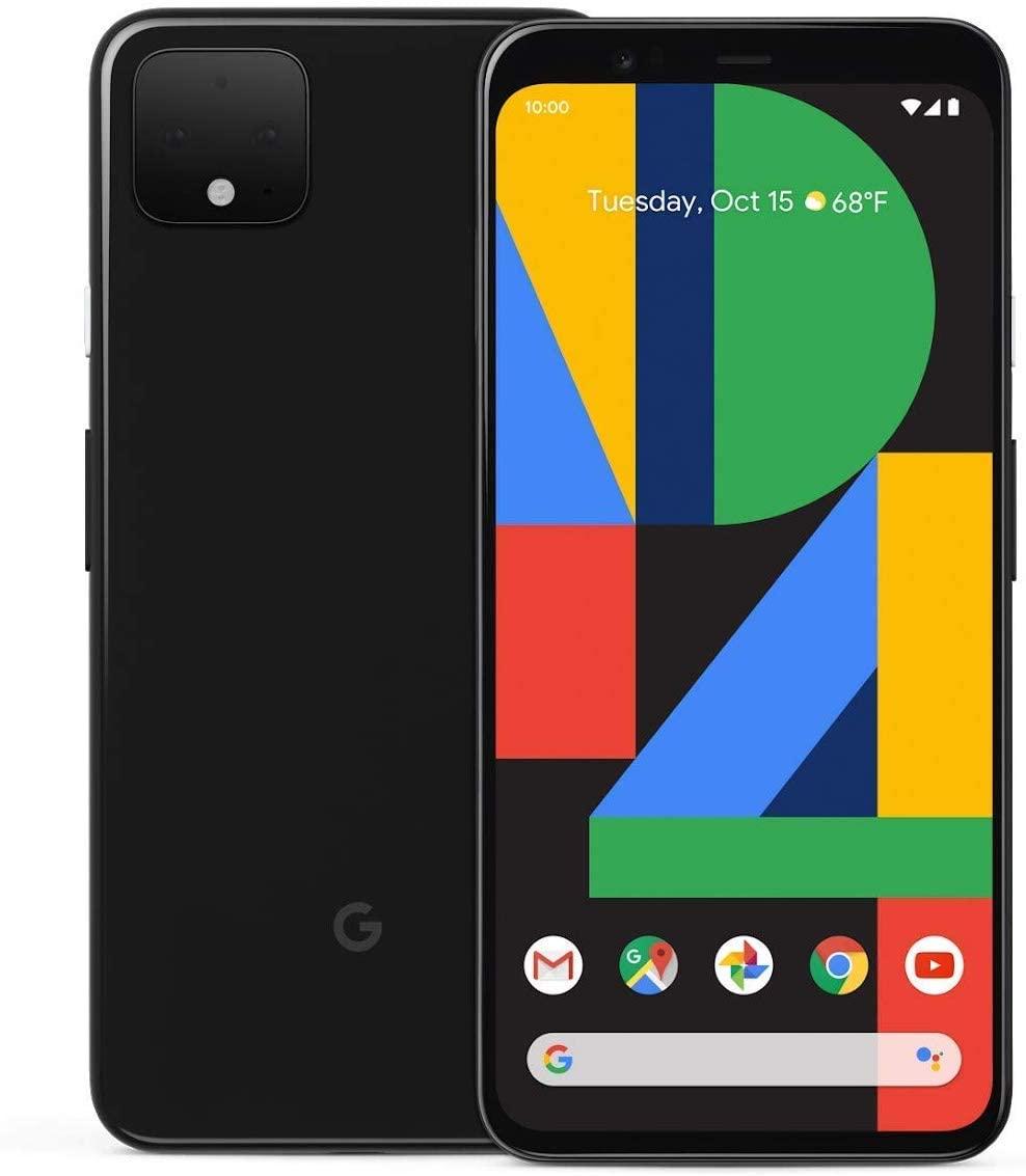Google Pixel 4 XL 64GB in just black [Amazon]