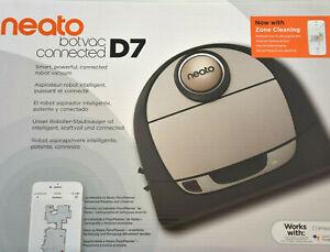 Neato Robotics Botvac D7 Connected Saugroboter D701 WLAN App Tierhaare