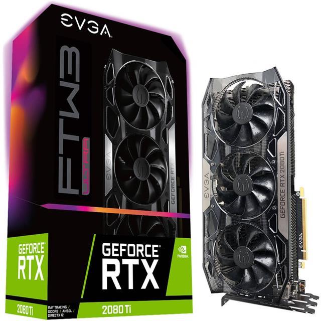 EVGA GeForce RTX 2080 Ti FTW3 Ultra Gaming 11GB GDDR6 (Schweiz)