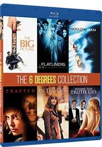 (O-Ton) Kevin Bacon: The 6 Degrees Collection Blu-Ray [6 Filme - 2 x Blu-Ray] für 9,74€ @ WOWHD