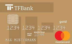 TF Mastercard Gold dauerhaft kostenlos mit 50€ Startguthaben