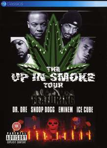 The Up in Smoke Tour - Dr. Dre, Eminem, Snoop Dogg und Ice Cube als Download (Arte)