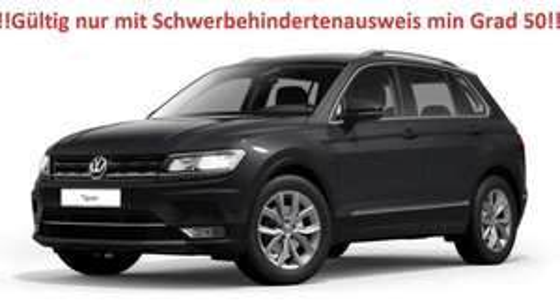 [Privatleasing] Schwerbehindertenausweis! VW Tiguan Highline 2.0 TSI 190 PS 4-MOTION