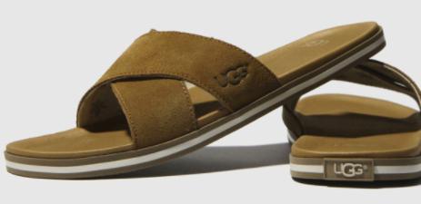 Herren UGG Beach Slide-Sandalen in Gr. 40 dank Gutschein für 40,05€ inkl. Versand