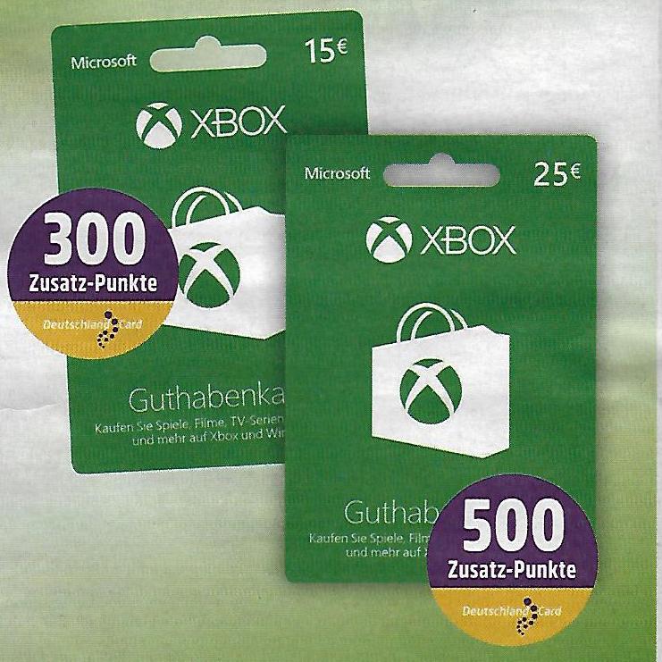 [Netto MD] Bis zu 500 extra DC Punkte auf 15€ & 25€ Xbox Geschenkkarten (entspricht 20% Rabatt)