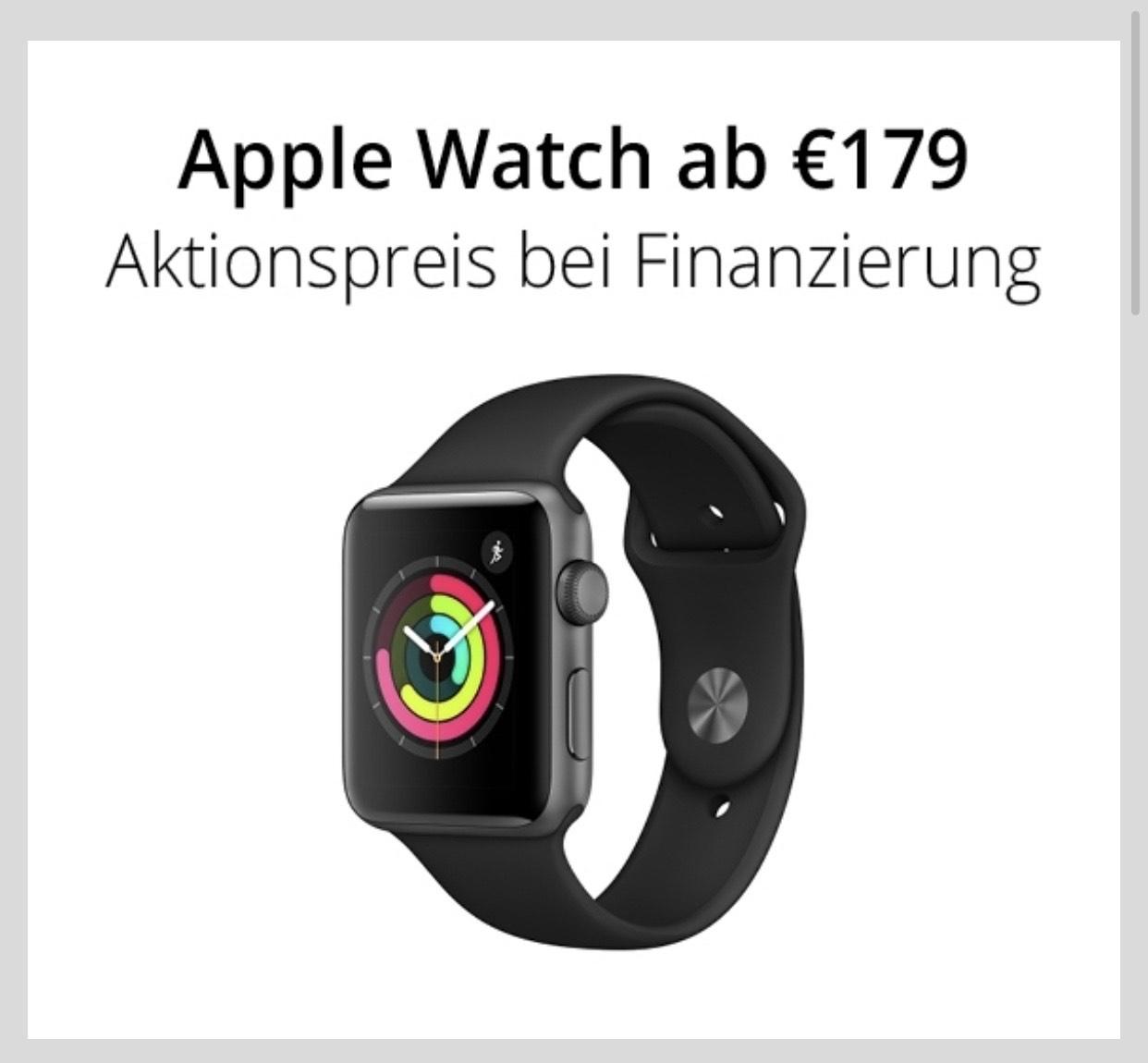Apple Watch Series 3 (und 5)