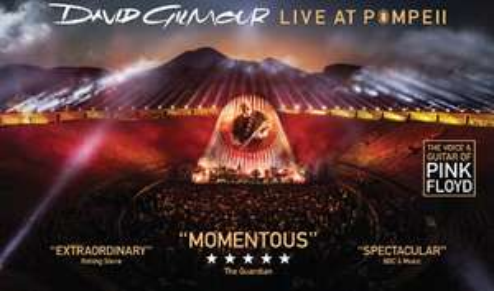 [Stream] David Gilmour - Live at Pompeii (komplettes Konzert)