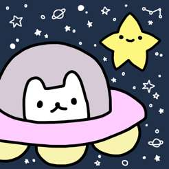 Space Cat Star Hunter   IOS   5,0*