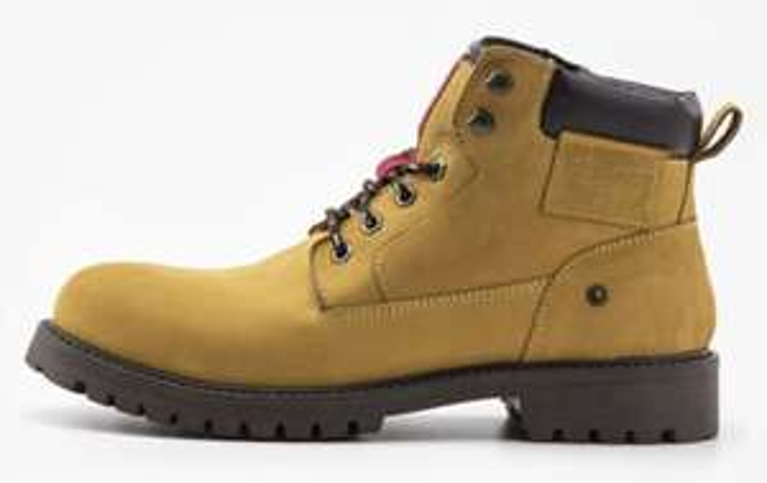 Levi's Herren Hodges Combat Boots gelb oder braun