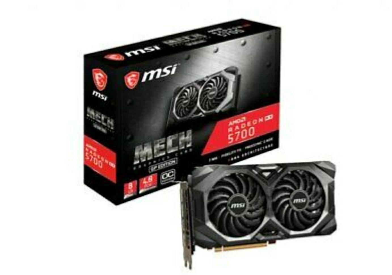 [Ebay] MSI AMD Radeon RX 5700 Mech GP OC 8GB Grafikkarte GDDR6 HDMI/3x DP