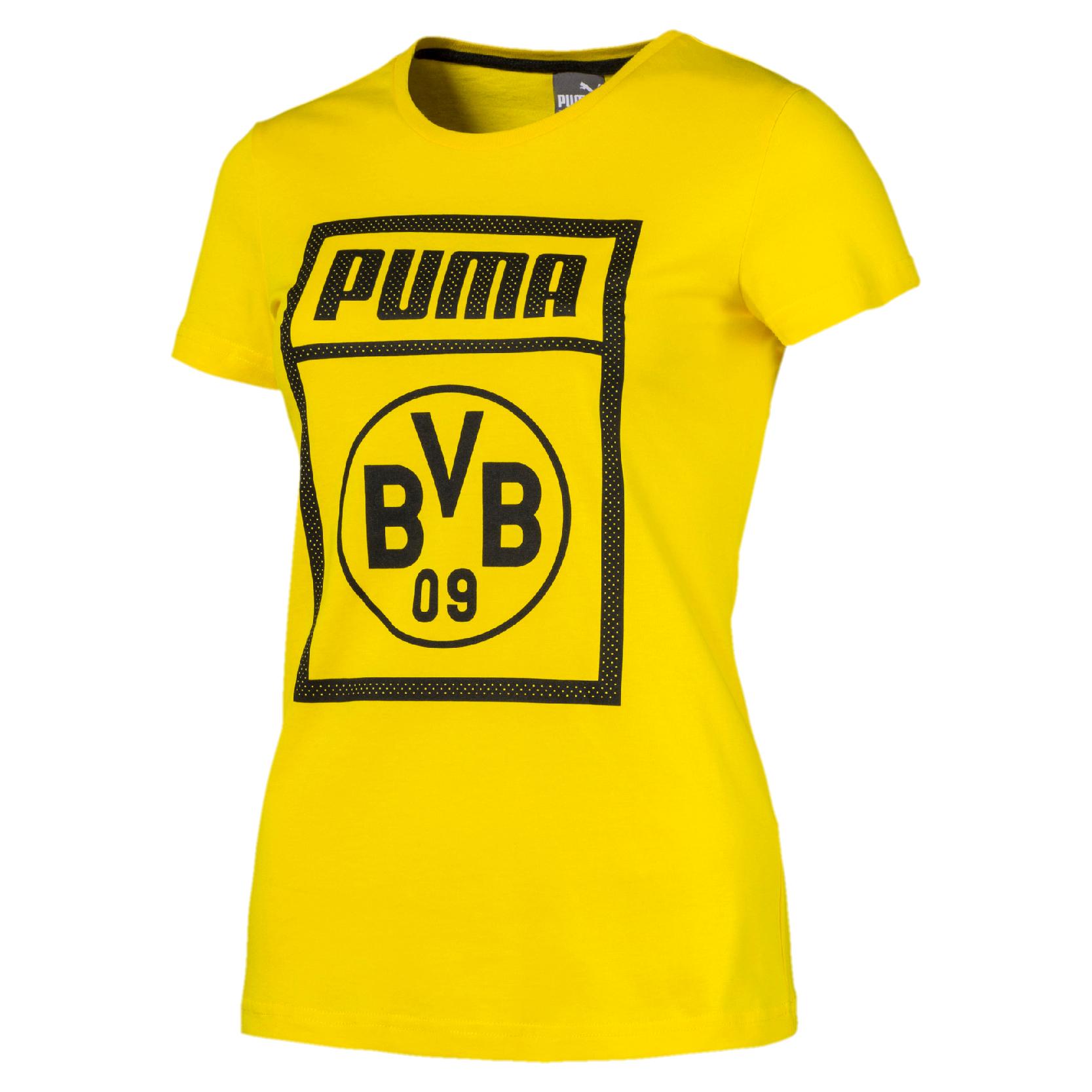 BVB Damenshirt Größe: XS - 2XL