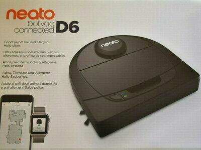 Neato Robotics Botvac D6 Connected Saugroboter D602 WLAN App
