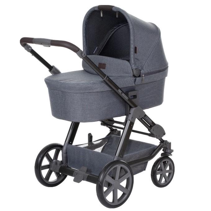 ABC Design Kombi-Kinderwagen Condor 4 - inkl. Babywanne
