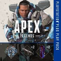 Apex Legends: PlayStation Plus Play Pack kostenlos (PSN Store PS+)