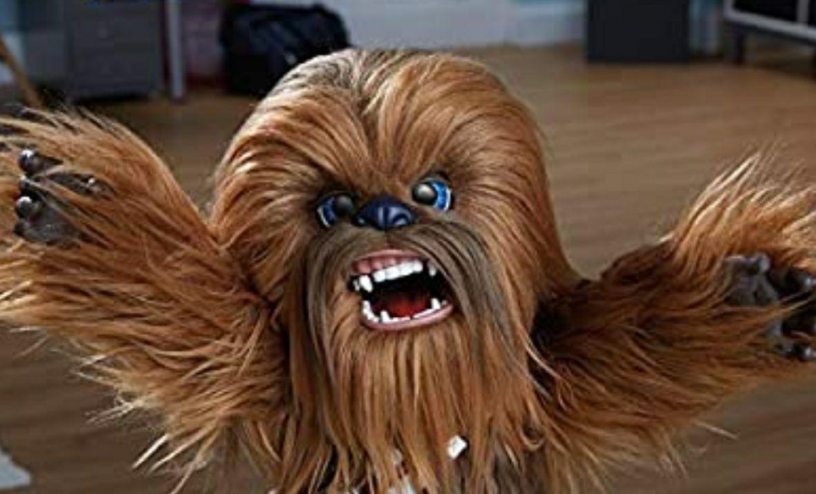 furReal Chewie (Chewbacca) Star Wars