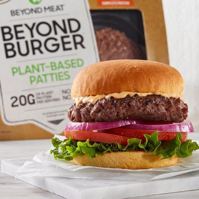 [Netto MD] Beyond Meat Vegan Burger (227g) für 3,49€