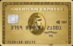 American Express Aktion - Doppelte Punkte mit der AMEX Gold