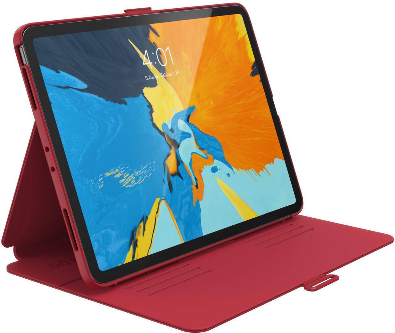 Speck Balance Folio Schutzhülle in rot für Apple iPad Pro 11 für 19,99€ mit Filialabholung oder 25,98€ mit Versand
