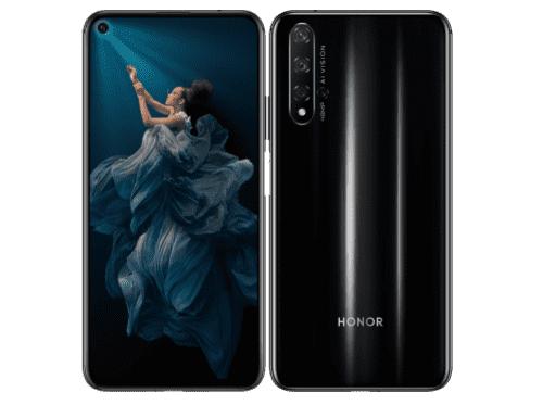 HONOR 20 128 GB Dual SIM