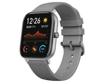 Amazfit GTS Smartwatch Grau