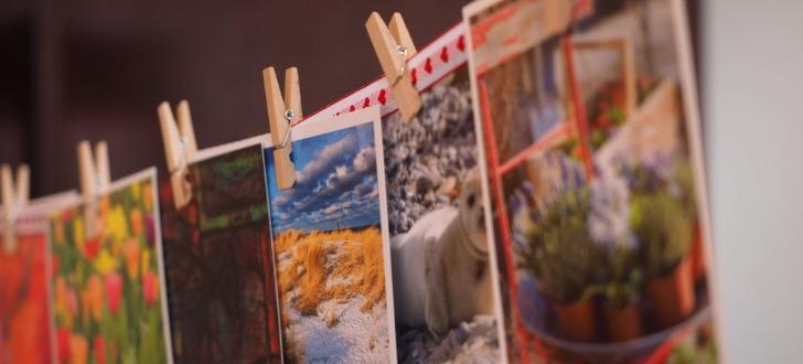 Gratis Fotopostkarte von PrintPlanet zum Vatertag inklusive Versand!