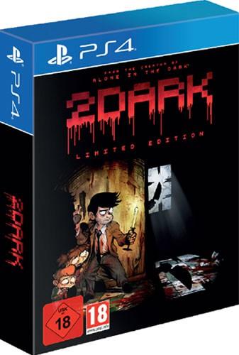 2Dark - Limited Edition [PlayStation 4] (inkl. Steelbook, Soundtrack-CD & Artbook)