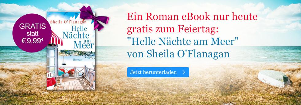 """[ePUB / Kindle / Google Play] Kostenloses E-Book """"Helle Nächte am Meer"""" (vom Verlag """"insel taschenbuch"""")"""