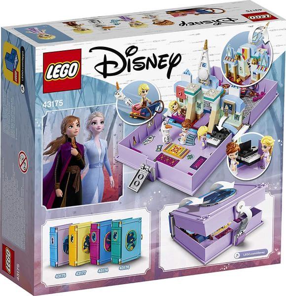 [Thalia Classic Club] Lego Disney Princess Annas und Elsas Märchenbuch (Die Eiskönigin Frozen)