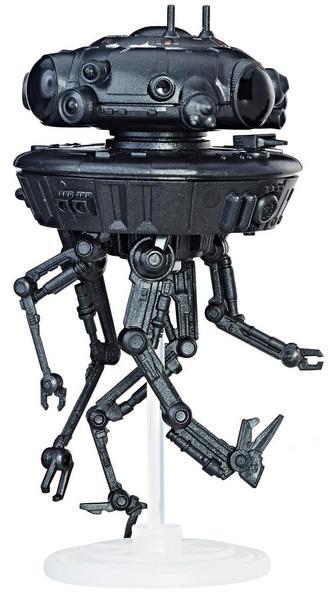 """Star Wars Hasbro Black Series Probe Droid (Suchdroide) """"Spielzeug"""" für Sammler"""