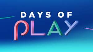 PS NOW oder PS Plus (12 Monate) ab dem 25. Mai (Days of Play)