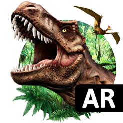 Monster Park - AR Dino World   IOS  