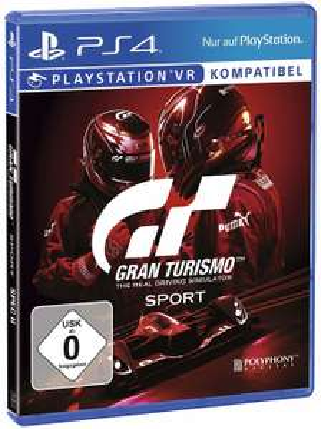 [Prime] Gran Turismo™ Sport – Spec(ial) Edition II (inkl. 2.5M Credits, Top 10-Fahrzeuge) - 19,99€   Standard Edition für 14,99€