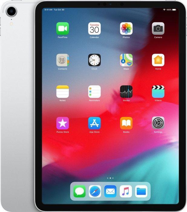 "Apple iPad Pro 11"" 1TB, WiFi silber (Apple A12X, 6GB RAM, 120Hz, 29.4Wh) 2018 | MTXW2FD/A"